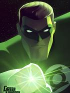 "Green Lantern: The Animated Series - ""GREEN LANTERN: THE ANIMATED SERIES"" - Artwork © Warner Bros."