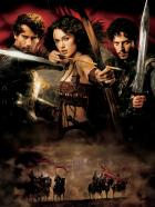 King Arthur - King Arthur - Artwork -  mit (v.l.n.r.) Clive Owen, Keira Knightley und Ioan Gruffudd  TOUCHSTONE PICTURES &amp; JERRY BRUCKHEIMER FILMS, INC. ALL RIGHTS RESERVED.