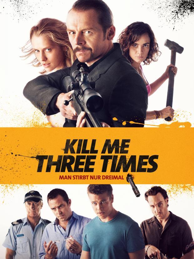 Kill Me Three Times  TV Programm ProSieben FUN