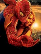 Spider-Man 2 - Spider-Man (Tobey Maguire, l.) leidet sehr darunter, dass er, um seine Identität geheim halten zu können, seine Liebe zu Mary Jane (Kirsten Dunst, r.) geopfert hat ... © Sony Pictures Television International. All Rights Reserved.