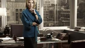 Good Wife - (2. Staffel) - Diane Lockhart (Christine Baranski) ist die beste Prozessanwältin der Chicagoer Anwaltsfirma  ... © CBS Broadcasting Inc. All Rights Reserved