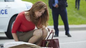 Body of Proof - Arbeitet an einem neuen Fall: Megan Hunt (Dana Delany) ... © ABC Studios