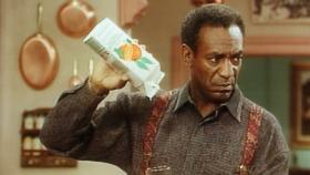 Bill Cosby Show - Der Tag fngt fr Cliff (Bill Cosby) schlecht an - ohne Orangensaft.  Viacom