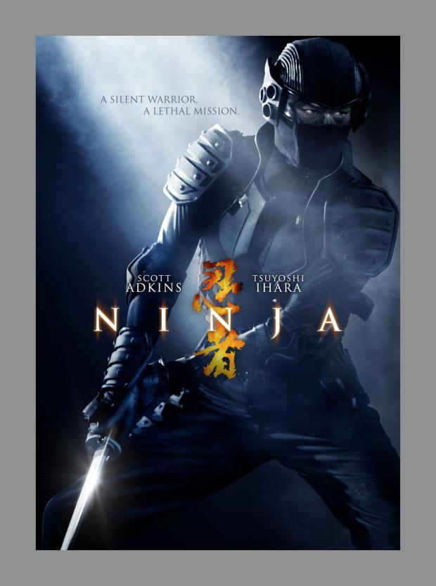 Ninja Revenge Will Rise Trailer